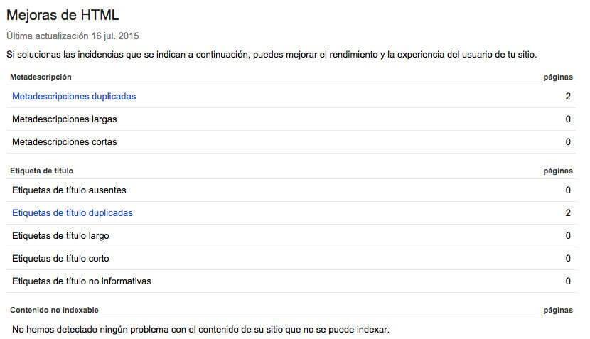 mejoras html