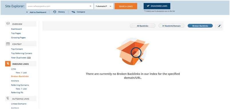 broken backlinks