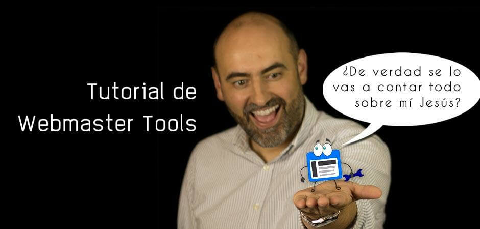 Tutorial de Webmaster Tools