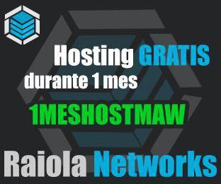 hosting gratis lectores