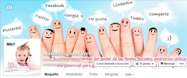 facebook marketing and web