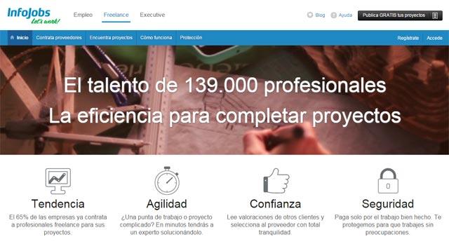 infojobs freelancer