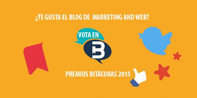 bitacoras 2015 redes sociales