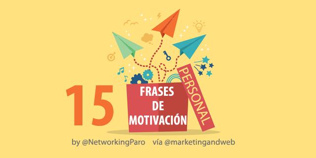 15 Frases de motivación personal para superarte cada día