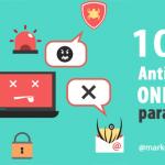 10 antivirus online gratis para analizar tu página web o Blog