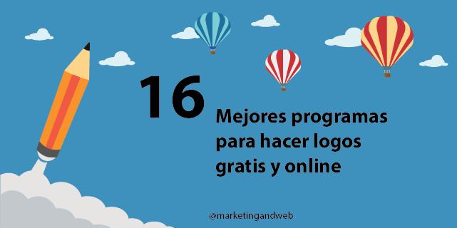 Cómo hacer logotipos: 16 Mejores programas para crear logos gratis online