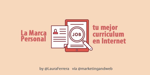 marca personal curriculum internet