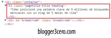post ejemplo dean romero