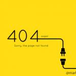 Error 404 – Qué es y cómo solucionar el error http más común