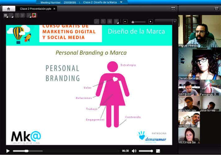 clase marketing digital