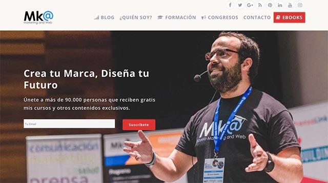 diseño blog miguel florido