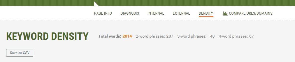 5 densidad de palabras después