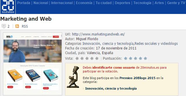 vota blog