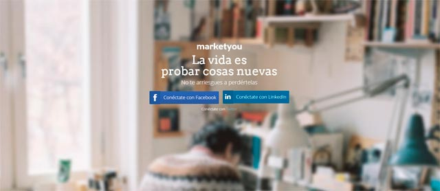 pagina empleo marketyou
