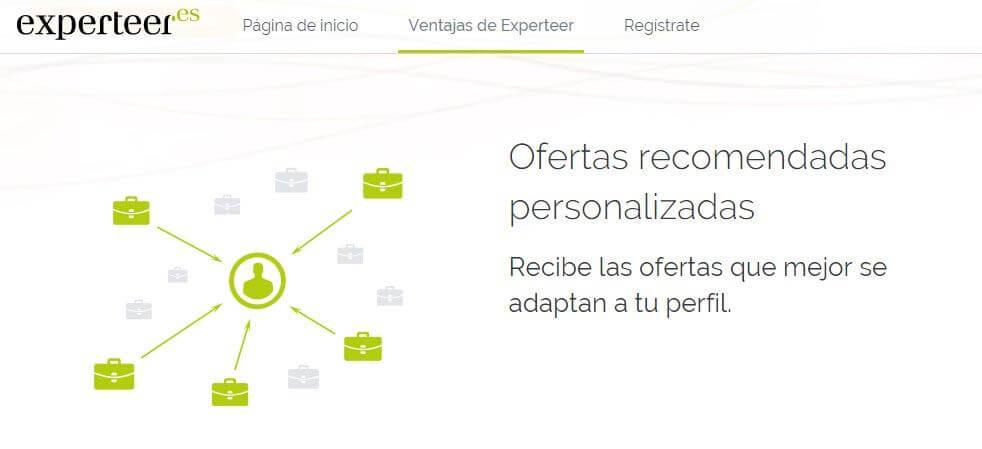 portal de empleo experteer