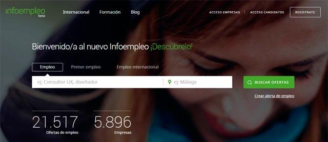 portal info empleo