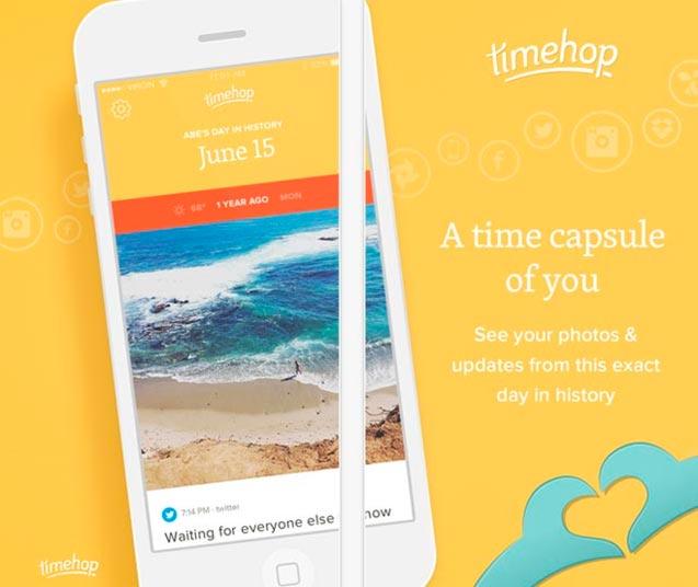 app TimeHop