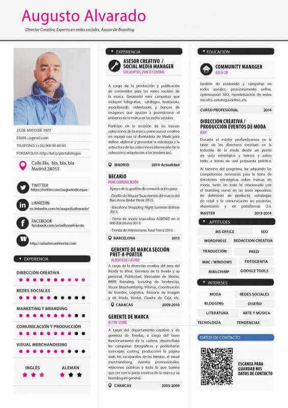 CV Augusto Alvarado