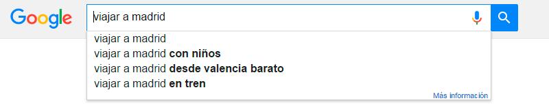 consulta en google