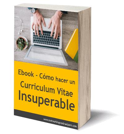 Como Hacer Un Curriculum Vitae Insuperable En 2019 Ebook