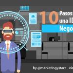 Cómo convertir tu idea en un negocio rentable en 10 pasos