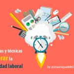 Herramientas y técnicas para mejorar la productividad laboral