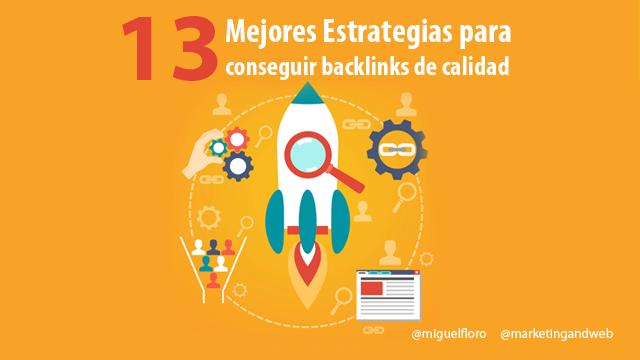 Mejores Estrategias para conseguir backlinks de calidad