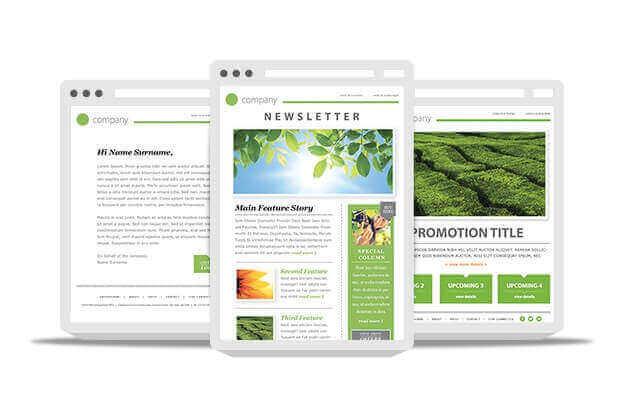 plantilla email gratis