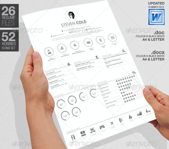 simple-resume-cv