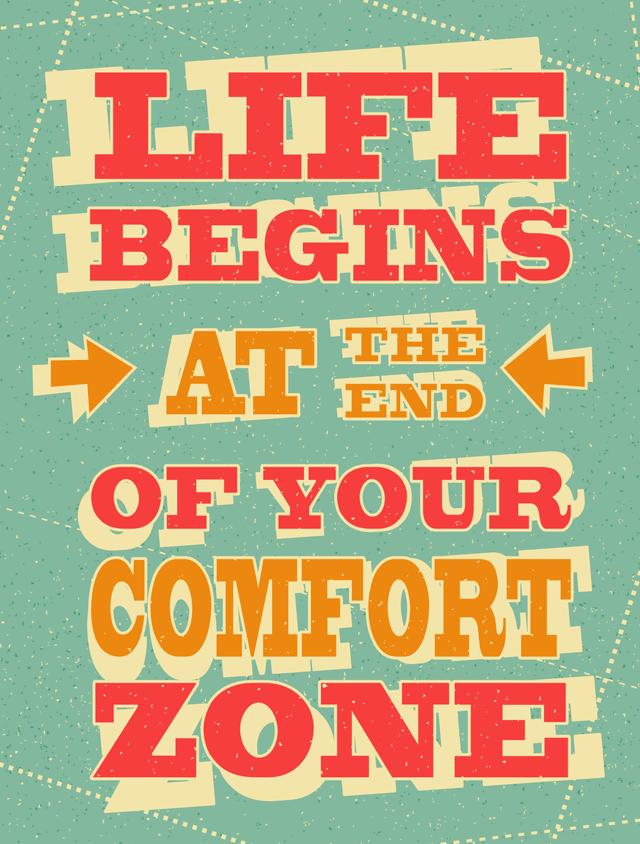 salir zona confort