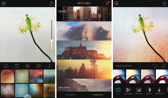 app anadir texturas iphone mextures