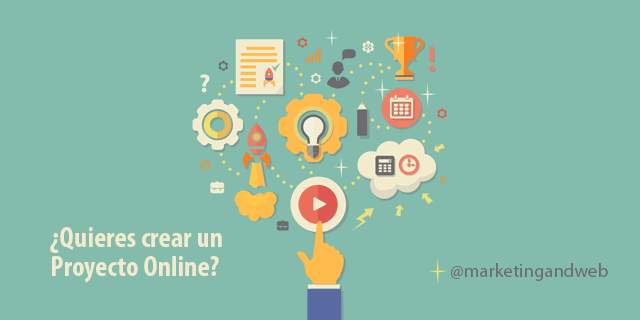 ¿Estás dispuesto a aprender a Emprender un Proyecto Online?