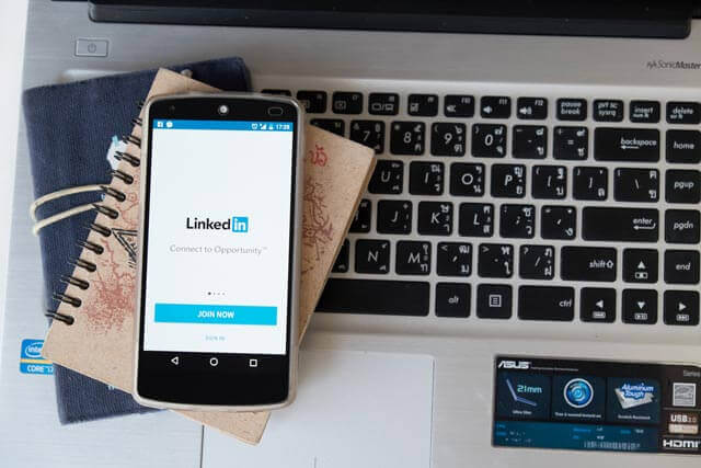 linkedin red profesional