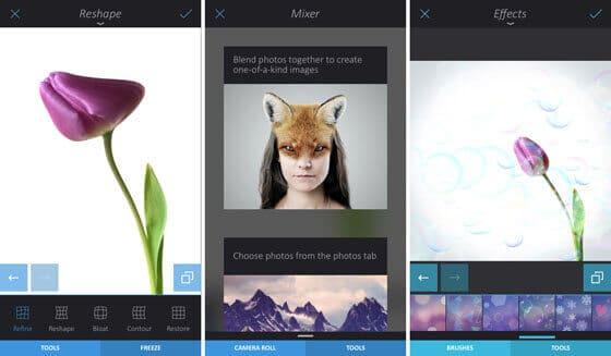 mejores apps para editar imagenes iphone enlight