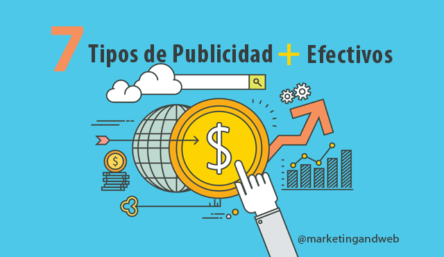 tipos publicidad marketing online