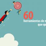 60 herramientas de marketing online que quizás no conozcas