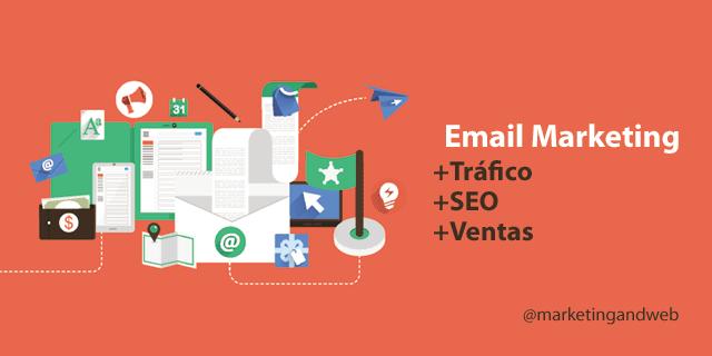 Qué es el email marketing y cómo utilizarlo para el SEO y para vender más por Internet