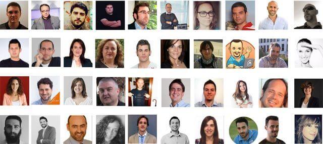 familia bloggers