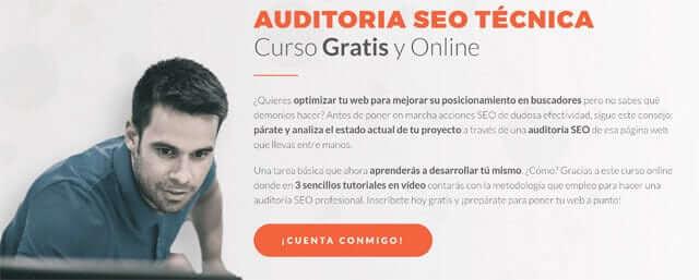 curso auditoria seo gratis