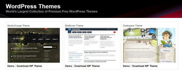 free fhemes layouts wordpress