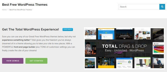 wpexplorer themes wordpress