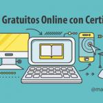 10 Páginas web para hacer cursos online gratuitos con certificado