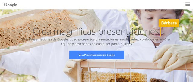 presentaciones google drive