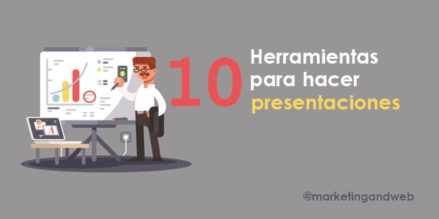 10 Programas para hacer las mejores presentaciones