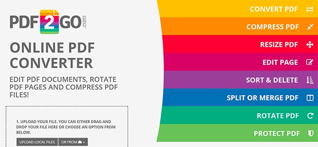 16 herramientas gratuitas para convertir Word a PDF