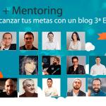Curso + Mentoring Cómo alcanzar tus metas con un blog 3ª Edición