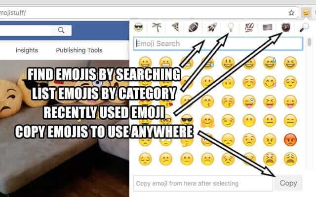 emoji google chrome