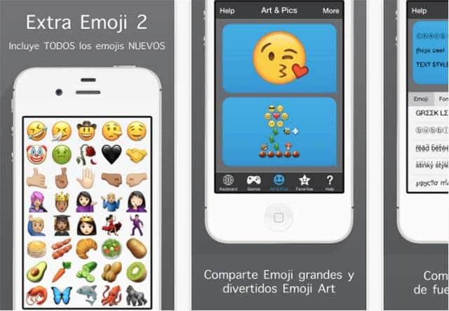 emoji para iphone
