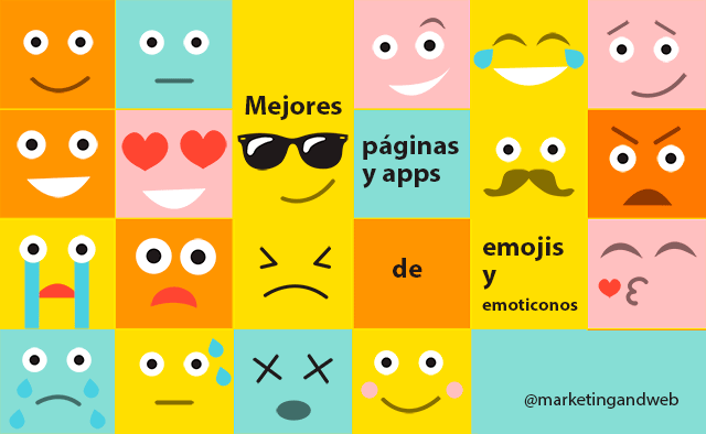 Marketing and Web - Blog - Lista de emoticonos e imágenes Emoji para copiar y pegar, y utilizar en tu blog, Facebook, Twitter e Instagram