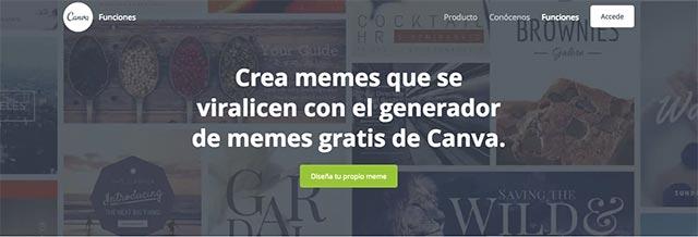 canva meme